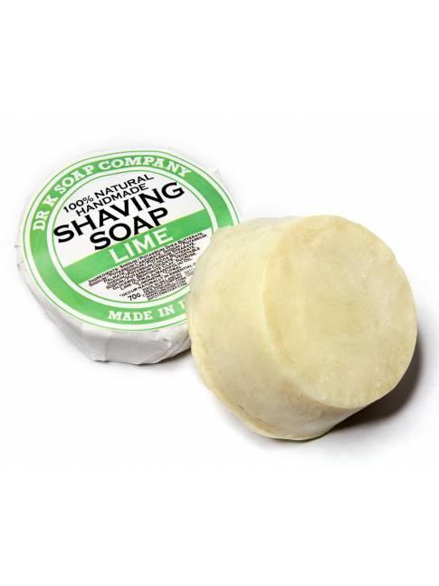 """Jabón de afeitar """"Dr. K. LIME SHAVING SOAP"""" (70gr)"""