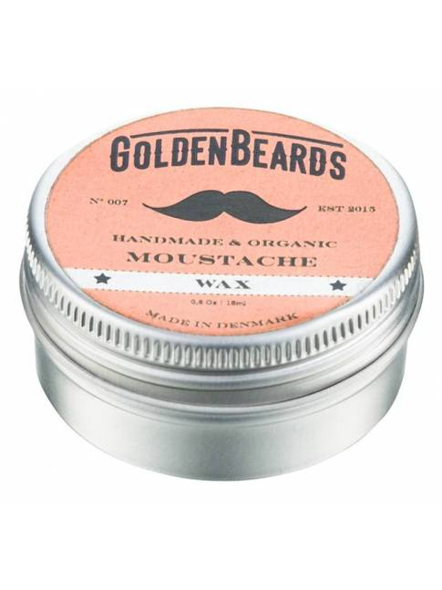 Cera para Bigote de Golden Beards (15ml)