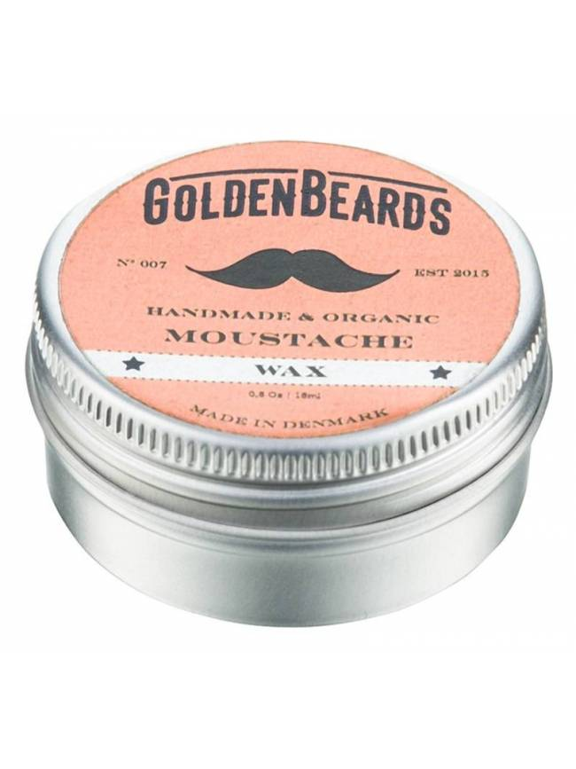 Cera para Bigote Golden Beards