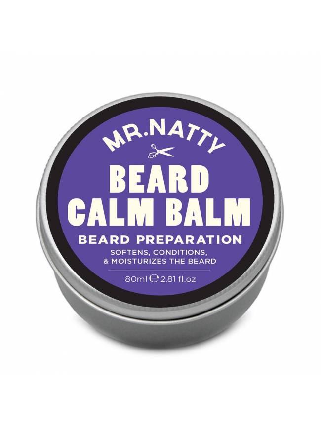 "Bálsamo para Barba ""Mr. Natty Limited Edition"" (60ml)"