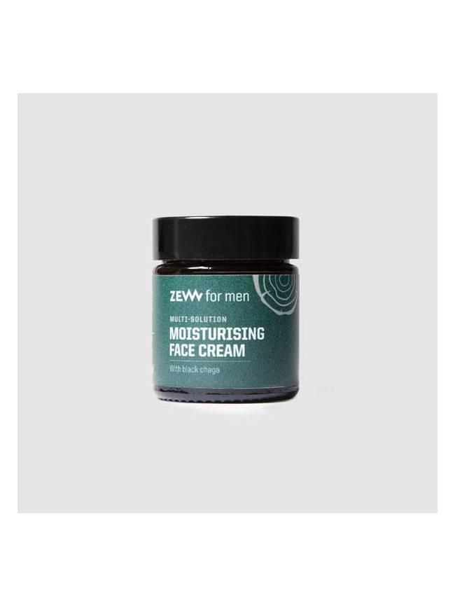 "Crema Hidratante Facial Black Chaga de ""Zew"" (30ml)"