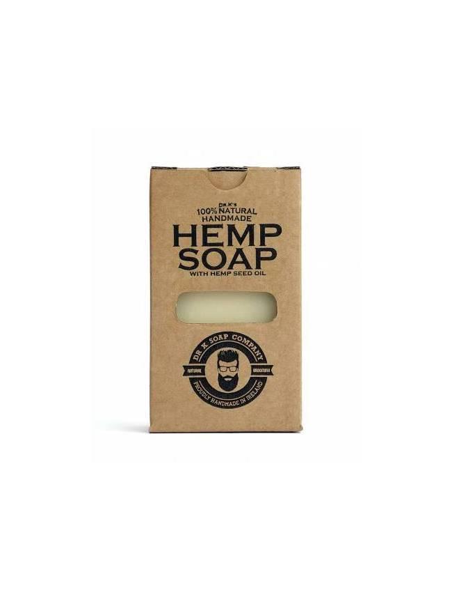 "Jabón Corporal ""Dr. K. HEMP SOAP"" (110gr)"