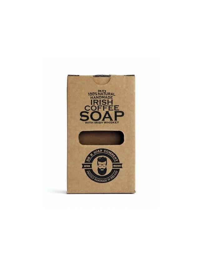 """Jabón Corporal """"Dr. K. IRISH COFFEE SOAP"""" (110gr)"""