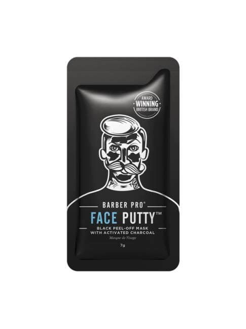 "Mascarilla Exfoliante ""Face Putty"" de Barber Pro (6 usos)"