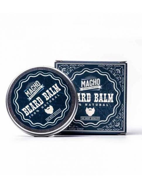 "Bálsamo para Barba ""Macho Beard Company Beard Balm"" (45ml)"