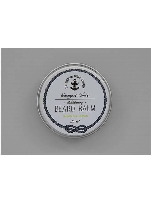 "Bálsamo para Barba ""Creampot Tom's Jasmin & Lemon Beard Balm"""