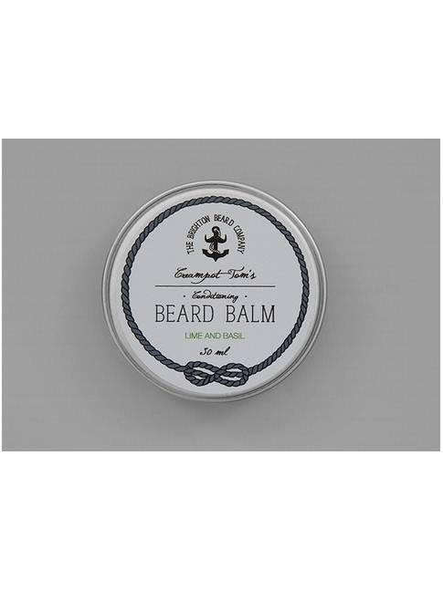 "Bálsamo para Barba ""Creampot Tom's Lime & Basil Beard Balm"" (30ml)"
