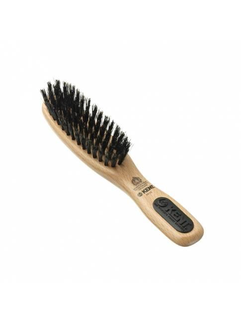 "Cepillo para Barba ""Kent PF10"" de Haya con cerdas naturales"
