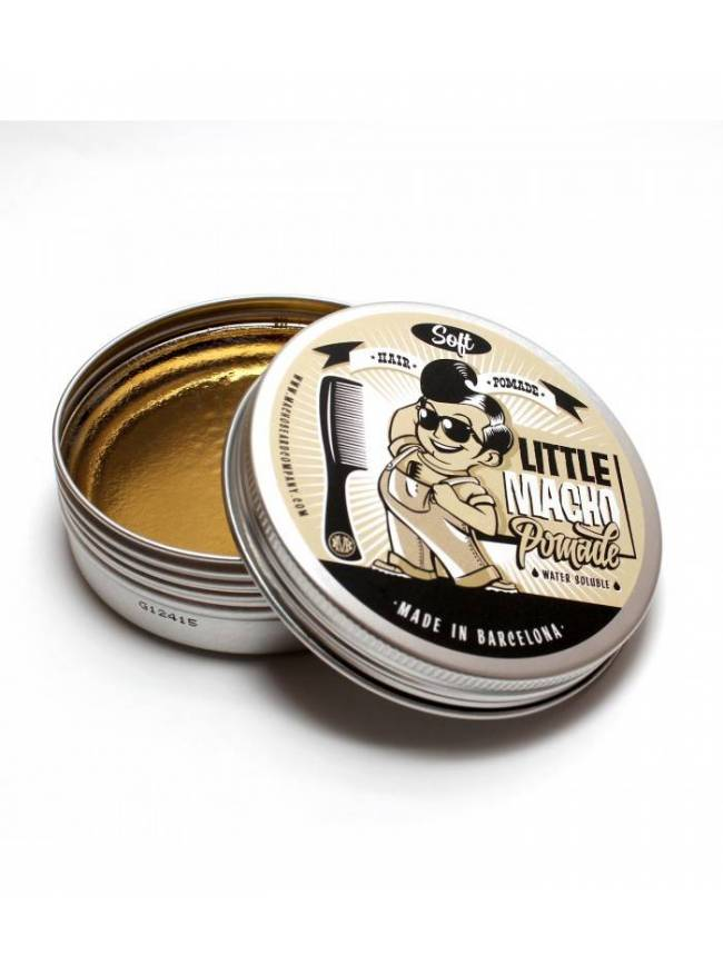 "Pomada para el cabello ""Little Macho Pomade Soft"" (100ml)"