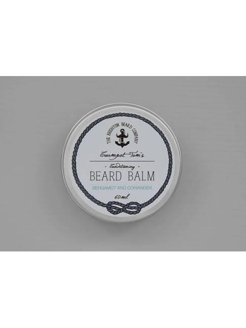 """Bálsamo para Barba """"Creampot Tom's Bergamot & Coriander Beard Balm"""""""