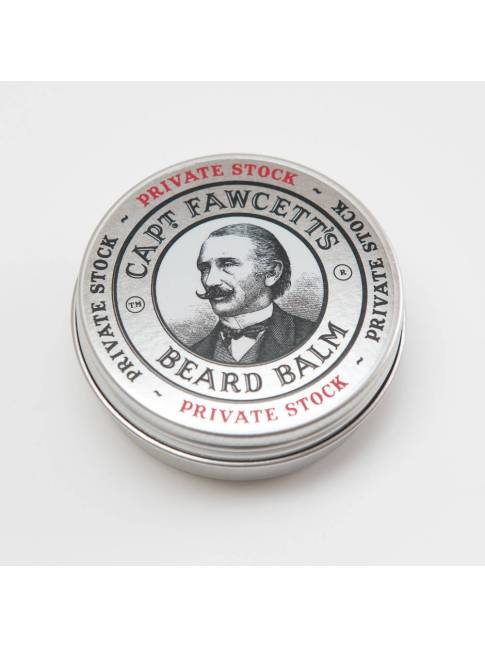 "Bálsamo para Barba ""Captain Fawcett's Private Stock"" (60ml)"