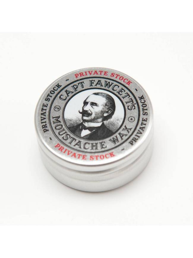 "Cera para Bigote ""Captain Fawcett's Private Stock Moustache Wax"" (15ml)"