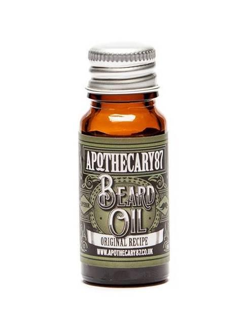 "Aceite para Barba ""Apothecary87 The Rather Alluring Original Recipe"" (10ml)"