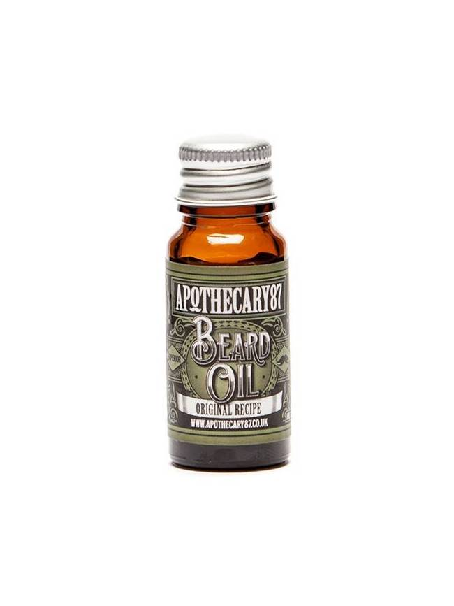 "Aceite para Barba ""Apothecary87 The Rather Alluring Original Recipe"" (10ml)"