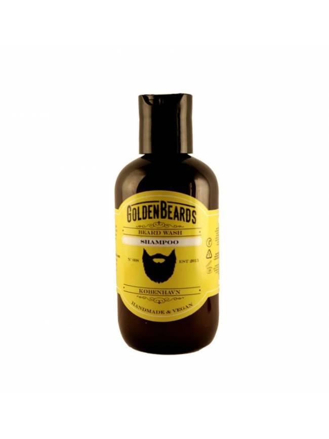 "Champú para Barba ""Golden Beards Wash Shampoo"" (100ml)"