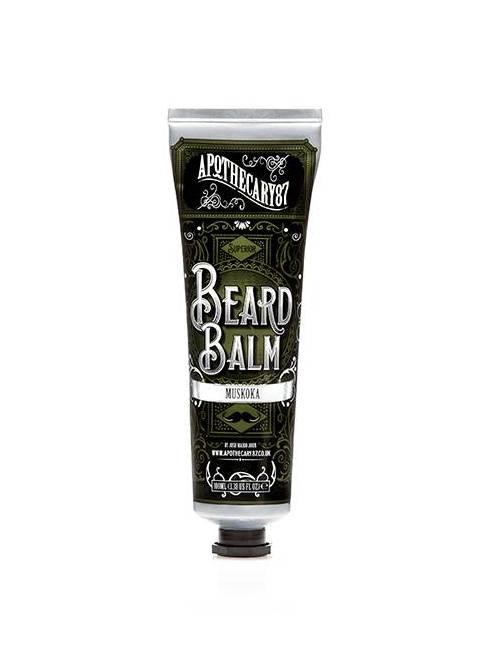 """Bálsamo para Barba """"Apothecary87 Muskoka Beard Balm"""" (100ml)"""
