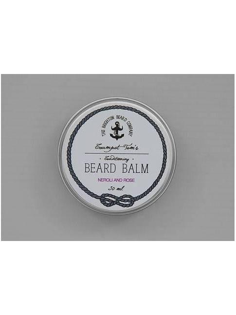 "Bálsamo para Barba ""Creampot Tom's Neroli & Rose Beard Balm"""