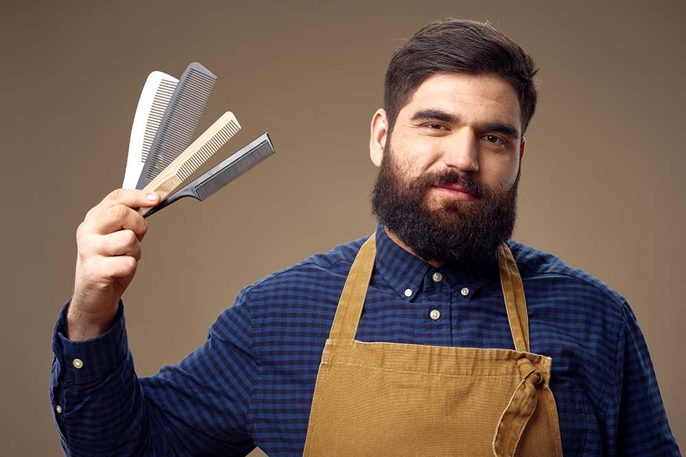 Mejor peine y cepillo para la barba