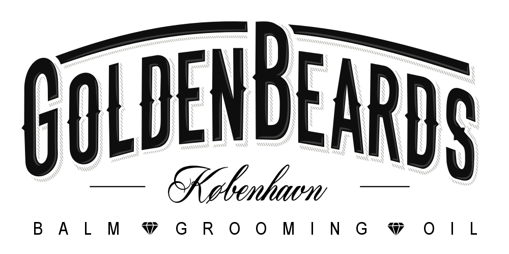 Golden Beards Logo